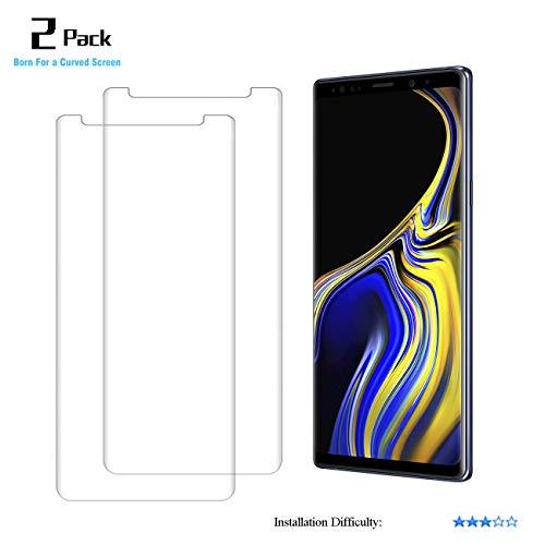 MOSIIKON - Para Samsung Galaxy Note 9 Protector Pantalla