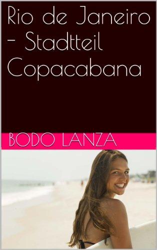 Rio De Janeiro Stadtteil Copacabana Ebook Bodo Lanza Amazonde