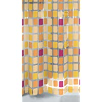 Kleine Wolke Sonny - Cortina de ducha (180 x 200 cm)