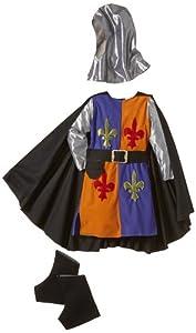 Limit Sport - Disfraz de guerrero medieval Lys, para niños, talla 2 (MI909)
