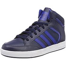 adidas Varial Mid, Scarpe da Skateboard Uomo, Blu Conavy/Croyal/Ftwwht,