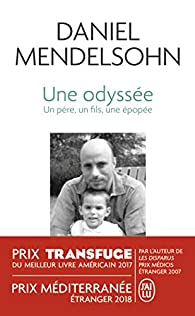 Une Odyssée : Un père, un fils, une épopée par Daniel Adam Mendelsohn