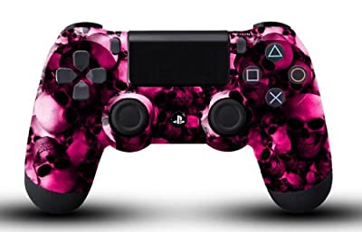 Pink Skullz Custom PS4 Controller