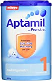 Aptamil 1 Anfangsmilch, mit Pronutra - 6 x 800g