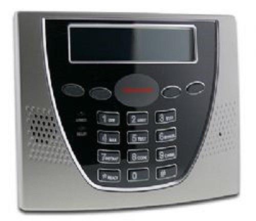 Honeywell 6460s ademco/Honeywell Premium Alpha Tastatur, silber/schwarz Honeywell Ademco Kit