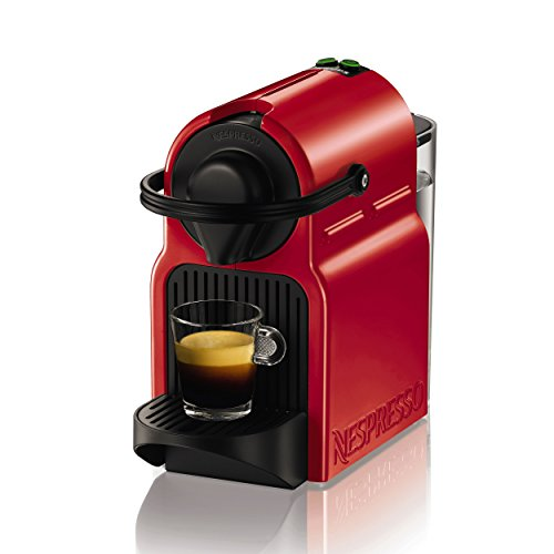 Nespresso Inissia (rojo)