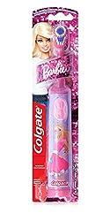 Colgate Kids Barbie Battery Power Toothbrush (Multicolor)
