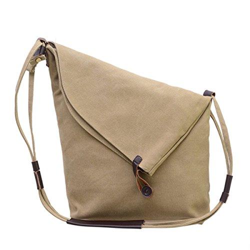 Yy.f Semplice Borse Di Tela Borse Borse A Tracolla Big Bags Tempo Libero Pacchetto Selvaggio Moda Multicolore Elegante Esterno Pratico Interno Grey