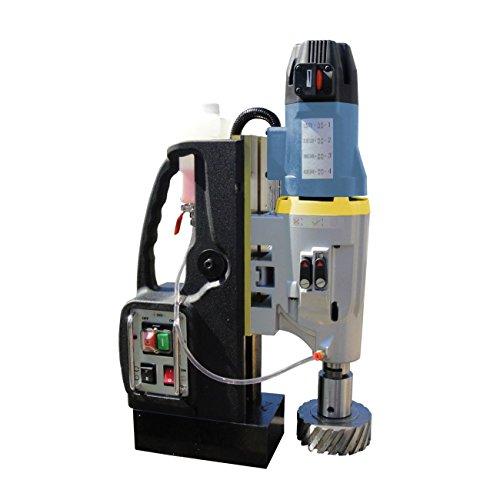 Magnetbohrmaschine MAGPRO 120/4S, im PVC-Koffer, Werkzeugaufnahme MK 3