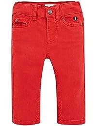 Mayoral, Pantalón para bebé niño - 2552, Rojo