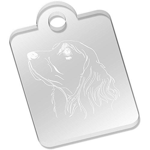 Azeeda 'Cocker Spaniel' Schlüsselanhänger (AK00001448) -