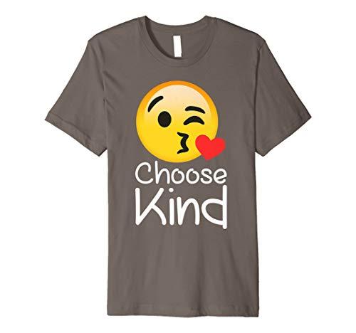 (Wählen Art Teacher Emoji-WÄHLEN Freundlichkeit T Shirt für Lover)