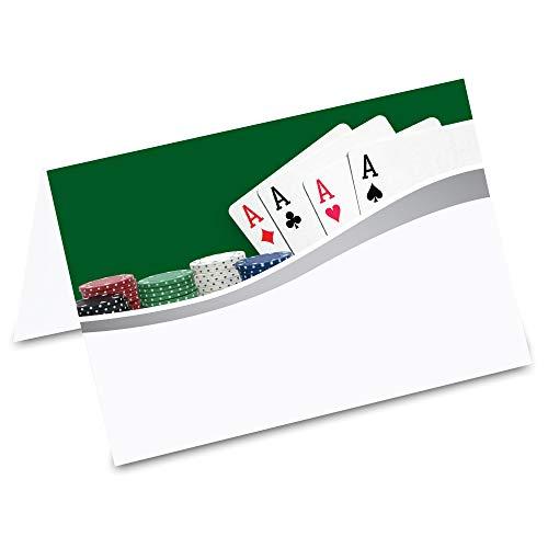 Poker Vier ASSE, 50 Stück ()