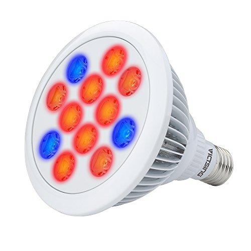 Grow Light VicTsing Lampada per Piante di 12 LED (3