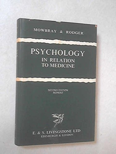 Psychology in Relation to Medicine