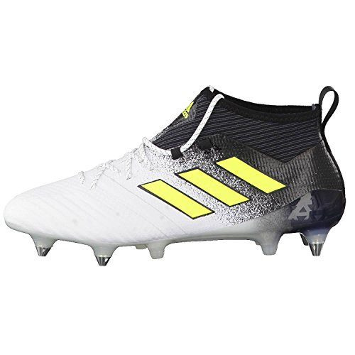 Scarpette Da Calcio Adidas 17.1 Sg Adidas Da Uomo Multicolor (ftwbla / Amasol / Negbas)