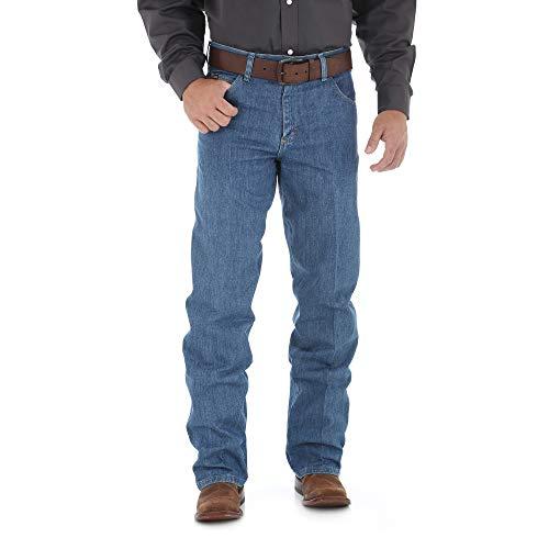Wrangler Herren Jeanshose, Relaxed Fit, 20 Stück - Blau - 33W / 30L -