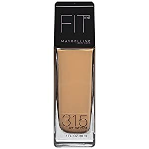 Maybelline Fit Me Liquid Foundation Soft Honey 315