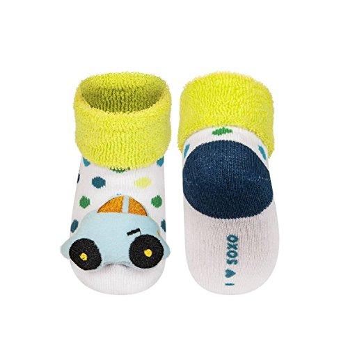 bbkdom, Mädchen Babyschuhe - Krabbelschuhe & Puschen  grün 16-18 grün