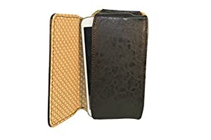 TOTTA PU Leather Hand Pouch For Micromax A90s -Black