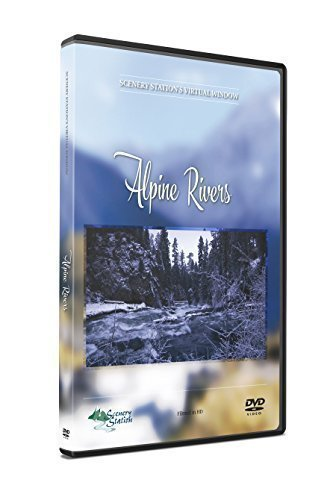Alpine National Park (Relaxing Nature DVD - Alpine Rivers - with Mountain Scenery and Soothing Natural Sounds by National Park; Mountain Peak; Gorge; Botanical Gardens; Tundra)