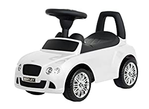 Buddy Toys - Coche Bentely GT , Color Blanco (Fast CR a.s. BPC 5120)