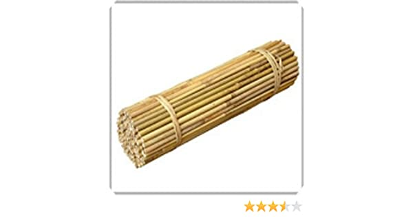 a1506 6ft Bamboo Canes 14-16mm EXTRA THICK Pack of 50