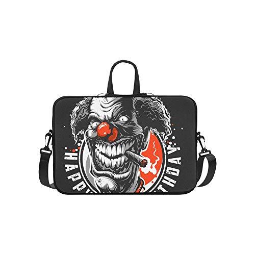 nster Muster Aktentasche Laptoptasche Messenger Schulter Arbeitstasche Crossbody Handtasche Für Geschäftsreisen ()