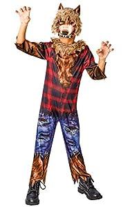 RubiesŽs- Official Werewolf Disfraz, Multicolor (Rubie