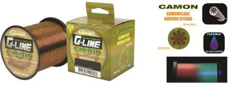 Gamakatsu G-Line Camon 1420m 0,26mm Schnur Karpfenschnur Angelschnur Sehen Angelsehne Monofile Schnur Monofil Monoschnur