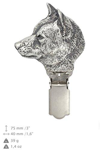 Shiba Inu, Hund, Hund clipring, Hundeausstellung Ringclip/Rufnummerninhaber, limitierte Auflage, Artdog