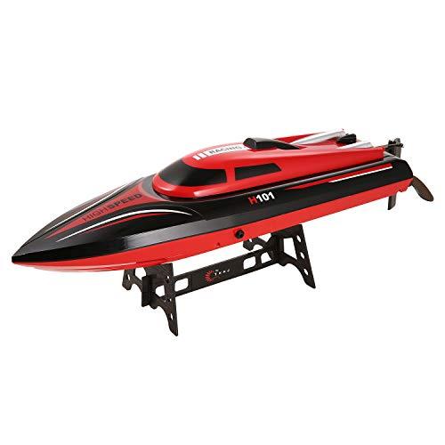Profun Große RC Boot 2.4G ferngesteuerte elektrische High Speed Racing Boot für Pools Seen Abenteuer im Freien