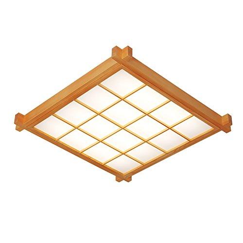 Quadrat 56 * 56cm Rasterfeld-Schatten-Schlafzimmer-LED-Deckenleuchte-Lampen-Beleuchtung 28w