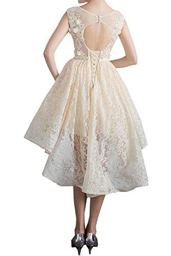 Ivydressing -  Vestito  - linea ad a - Donna Rosa