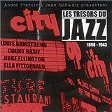 Les Trésors du Jazz - 1898 - 1943 (coffret 10 CD)