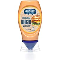 Hellmaann's Salsa Burger - 25 cl