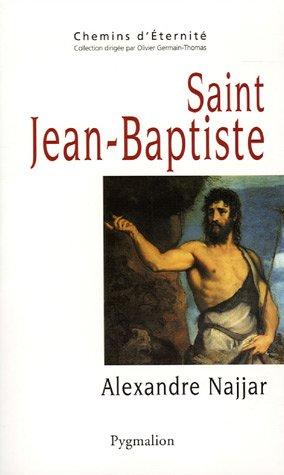 Saint Jean-Baptiste par Alexandre Najjar