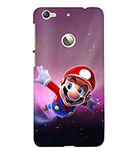 PrintVisa Animated Flying Character 3D Hard Polycarbonate Designer Back Case Cover for LeEco Le 1s :: LeEco Le 1s Eco :: LeTV 1S