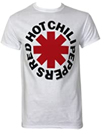 Red Hot Chili Peppers Camiseta - Para Hombre tERoHmxdE