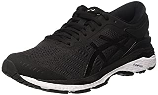 ASICS Men's Gel-Kayano 24 Running Shoes, Black/Phantom/White 9016, 10 UK 45 EU (B0716TC4CF) | Amazon price tracker / tracking, Amazon price history charts, Amazon price watches, Amazon price drop alerts