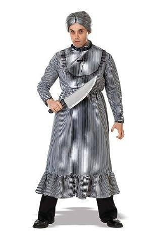 Costume Adulte - Grand-mère Psycho