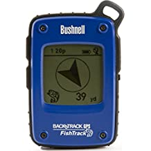 Bushnell Backtrack Fishtrack - GPS, azul