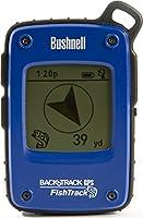 Bushnell Backtrack Fishtrack - GPS, azul