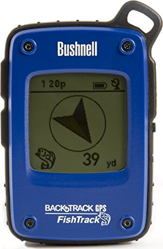 BUSHNELL BACKTRACK FISHTRACK - GPS  AZUL