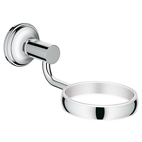 Grohe Essentials Authentic Halter, 1 Stück, chrom, 40652001 -
