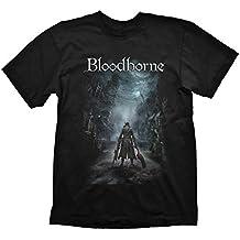 BLOODBORNE Night Street, Camiseta para Hombre