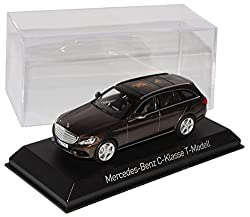 Norev Mercedes-Benz C-Klasse Kombi T-Modell Braun W205 Ab 2014 1/43 Modell Auto