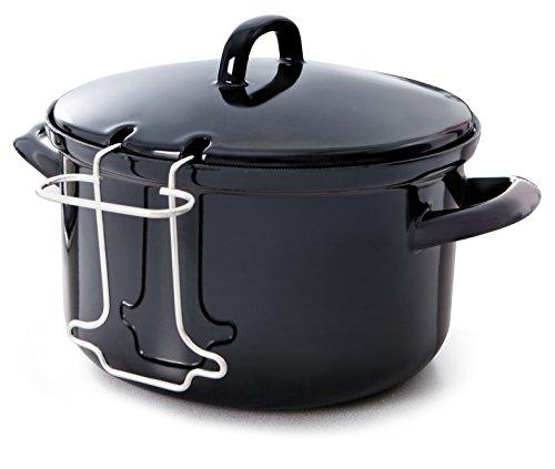 Bk cookware B1208.424 - Olla freidora 24 cm