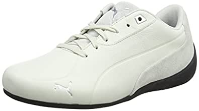 Puma Drift Cat 7 CLN, Sneakers Basses Mixte Adulte, (Vaporous Gray-Black-Silver), 44 EU