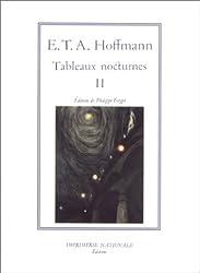 Tableaux nocturnes, tome 2